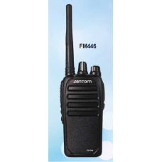 ZETCOM FM 446 PMR LİSANSSIZ EL TELSİZİ