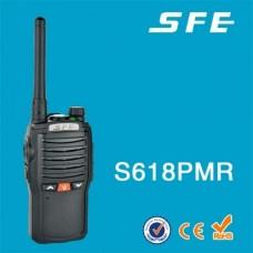 SFE S-618 PMR (Lisanssız) Telsiz