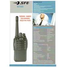 SFE S-780 PMR El Telsizi